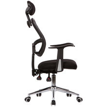 Modern High Back Full Office Ergonomic Task Component Korean Computer Student Swivel Plastic Revolving Chair Mesh