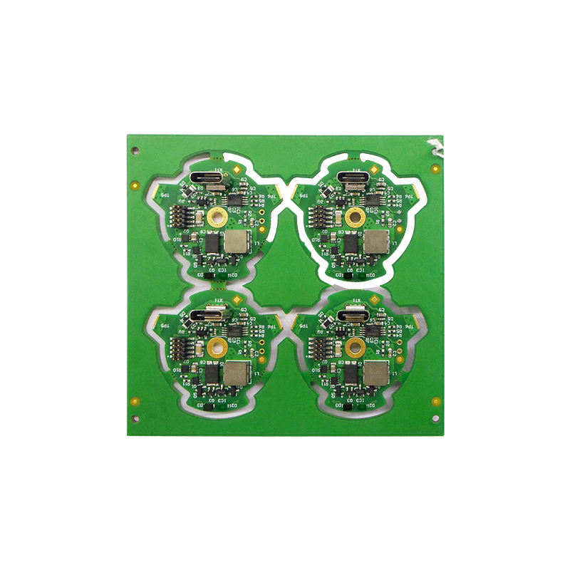 SMT SMD FR4 OEM WiFi Circuit Board Double Sided PCB ผู้ผลิต