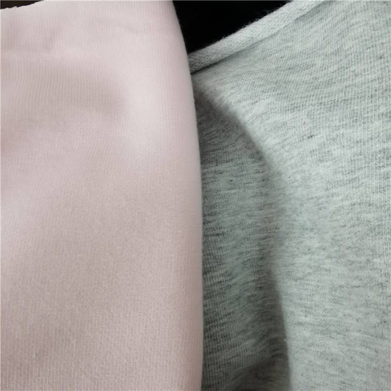 Organic Cotton Elastane French Terry Sweat Fabric For Kids Baby Wear