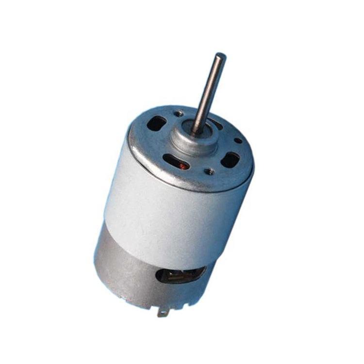 Fournisseur vérifié <span class=keywords><strong>Offre</strong></span> 12v 6000 tr/min 10000 tr/min RS545 moteur électrique à couple élevé spécifications pour aspirateur