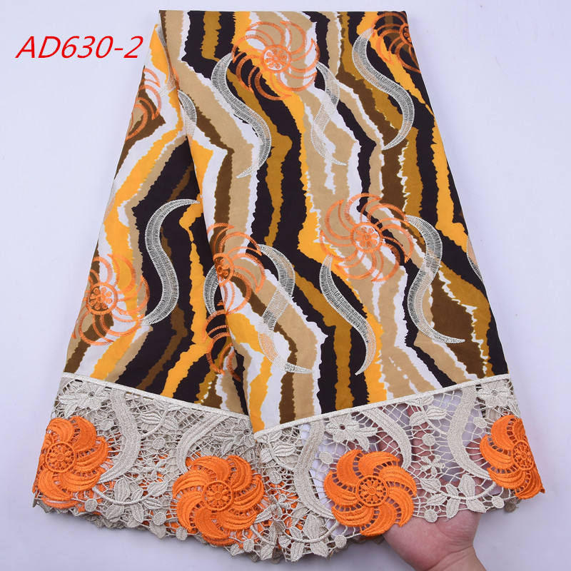 1587 Free Shipping Swiss Voile Lace Fabric African Lace Wax Ankara With Lace Fabric