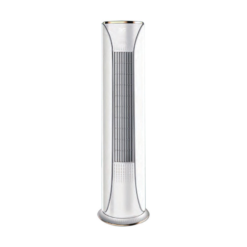High Quality Cylinder Shape Fan Water Floor Standing Ac Conditioner Air Cooler Portable
