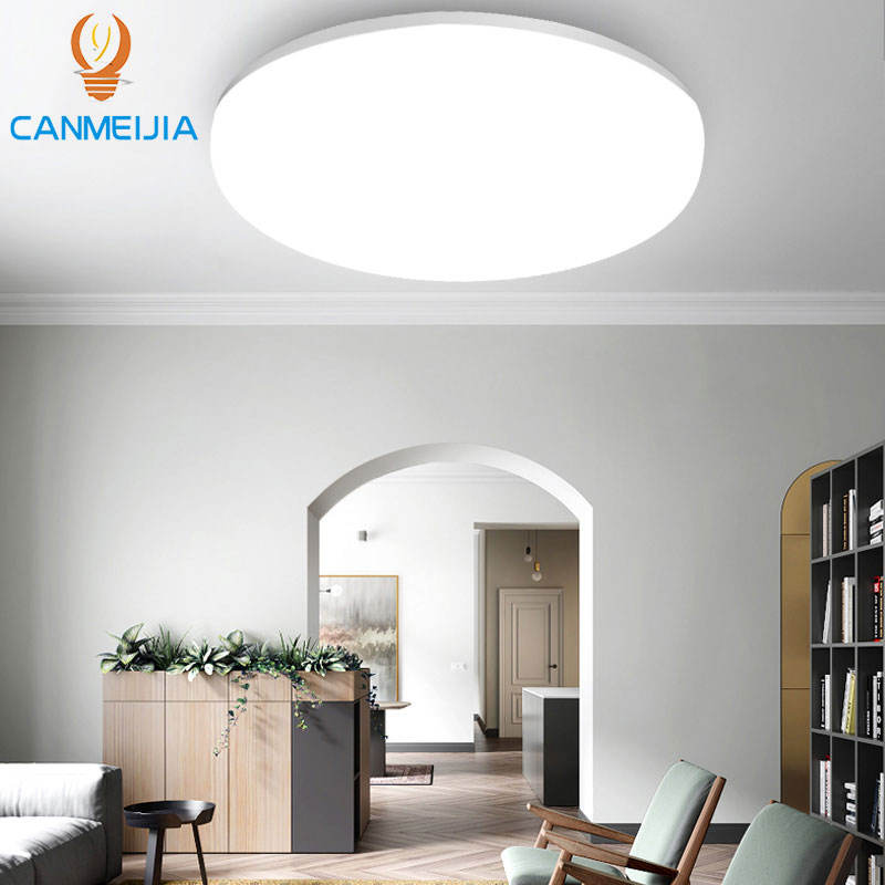 Led Ceiling Light 50W 30W 20W 15W 12W LED Panel Lamp 220V Modern Ceiling Lamps Surface Mount for Living Room Home Lighting