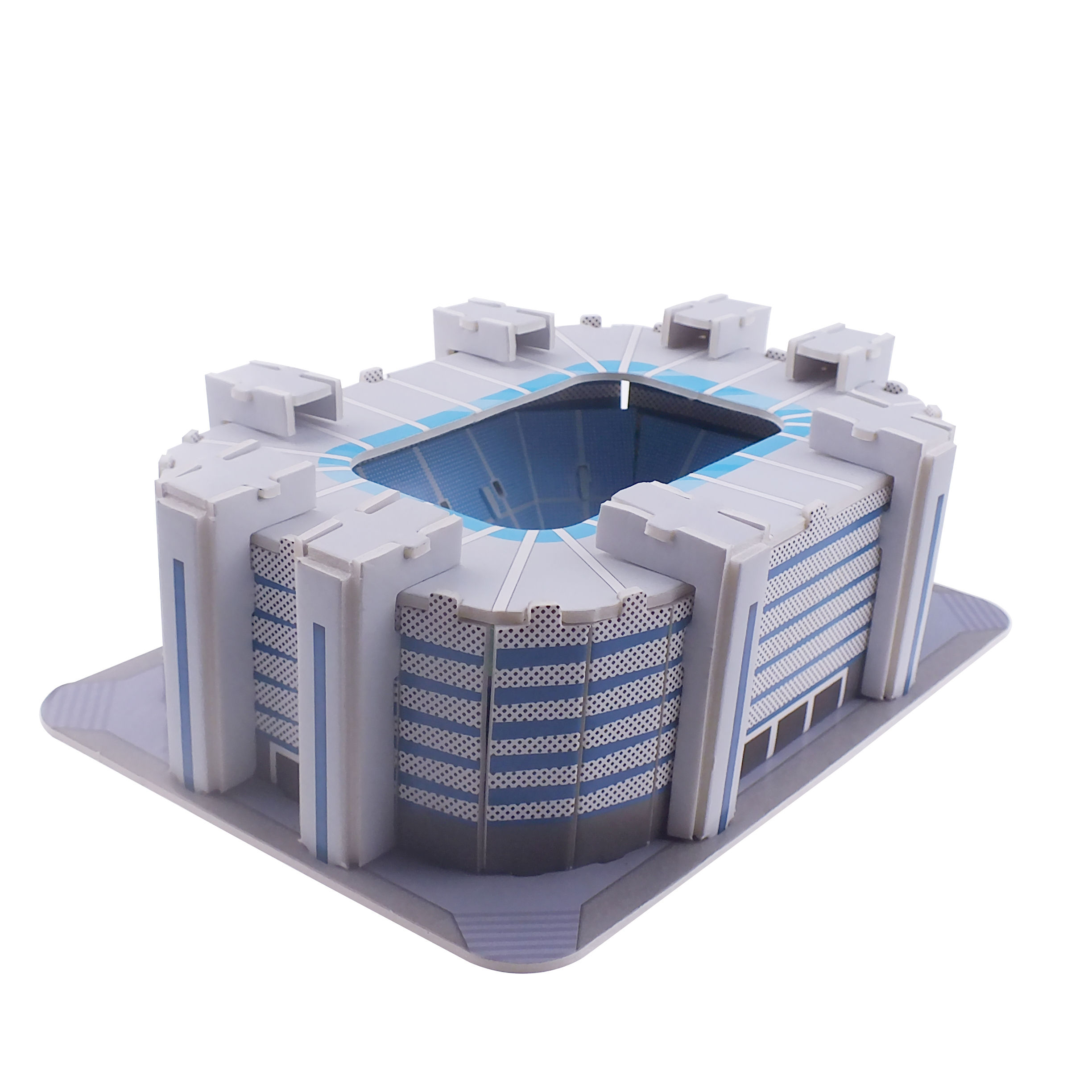 Wholesale football playground 3D Puzzle Jigsaw puzzles for promotion gift
