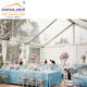 20m span big event tent with air conditioner for camping