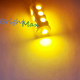 1.3W Blue/Cool White Red / Warm White Dual Color LED Bulb G4