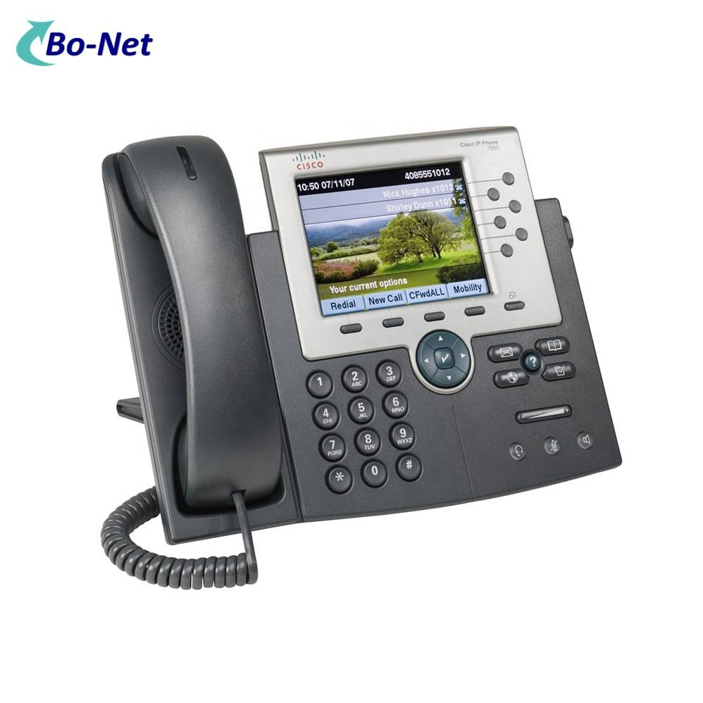 Brand new and original CISCO CO CP-7965G CISCO CO Unified IP Phone