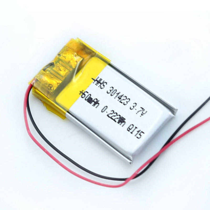Factory Price Customized Rechargeable Lithium Polymer Battery 3.7V Lipo Battery