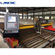 Fast plasma cut cnc automatic aluminium / stainless steel sheet iron plate cutting machine