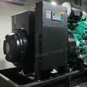 Factory direct selling 1200kw 1500kva Diesel Power Plant with generator