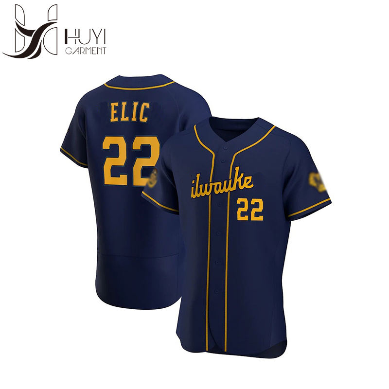 Best Selling Items Adults Blank Jersey Uniform Baseball Custom Sublimated Mens Cotton Baseball Jersey