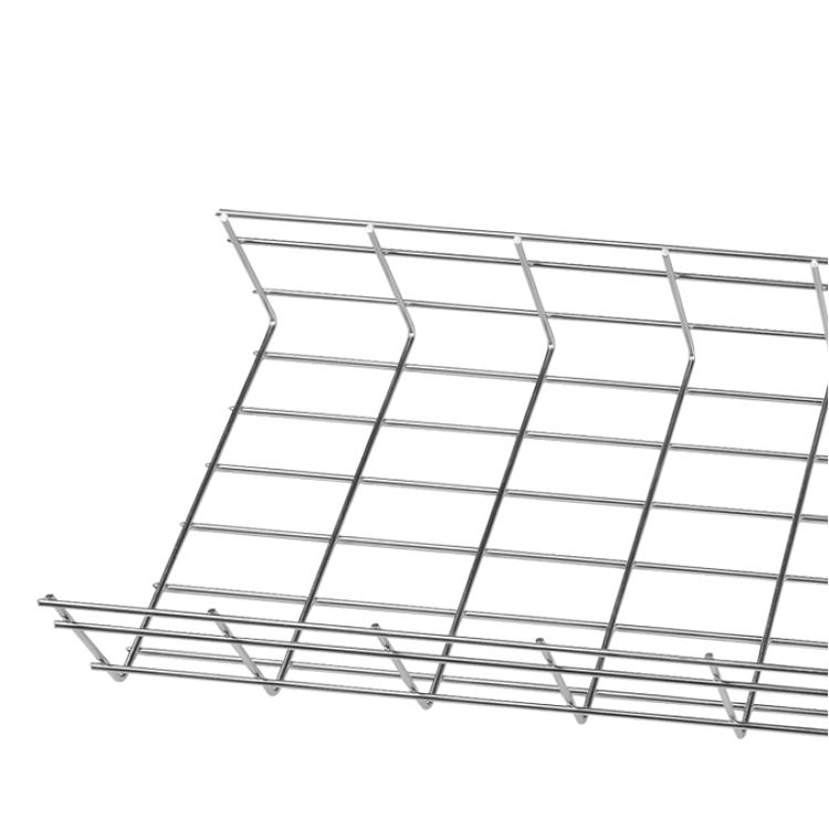 Professional Supplier Qualified Wire Mesh Basket 3 Meter Cable Tray