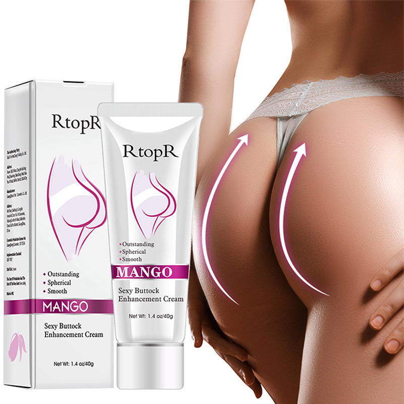 Hip Lift Up Crema Culo Più Grande Allargamento Butt Enhancer Crema Abbondante Natica Hip Massaggio Crema Per il <span class=keywords><strong>Corpo</strong></span> di Testa