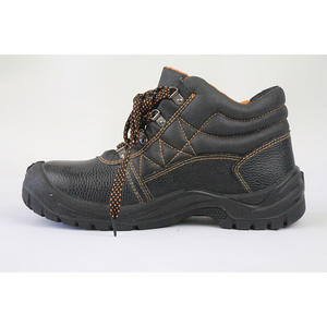 high quality men leather woodland shoes