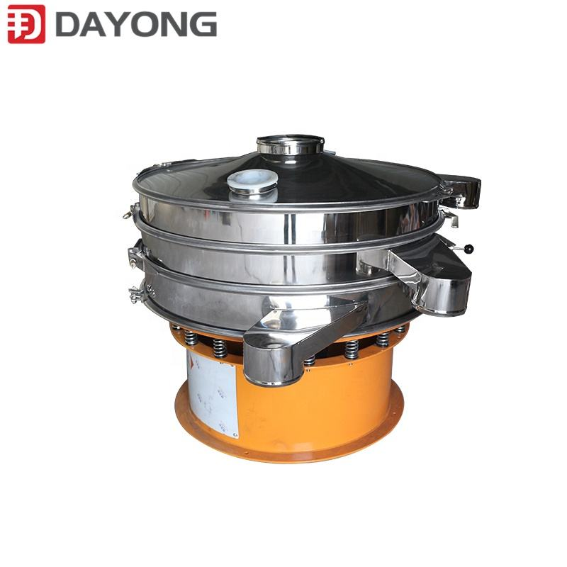 Vibrating Sieve Machine for Carbon Black