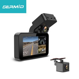 2020 Popular New Arrival Easy Installation Three Channel Recording Touch Screen Dash Cam Radar Adas