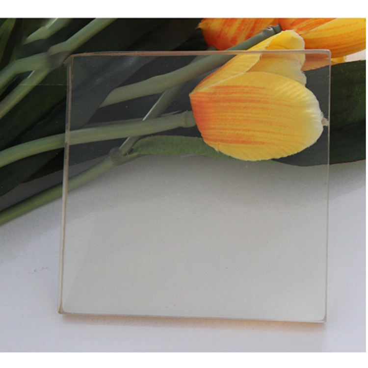 Quality Clear 3--19mm Thickness Tempered Fireplace Heat Resistant Ceramic Glass