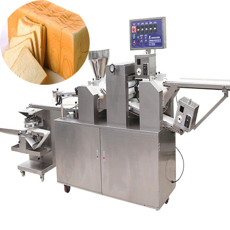 Industriële Automatische <span class=keywords><strong>Brood</strong></span> Maken Machines <span class=keywords><strong>Brood</strong></span> Toaste Snijden Forming Machine