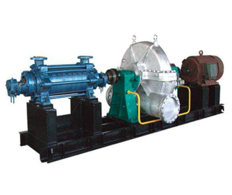 Small Condensing Steam Turbine 5KW Model N0.005-1.3