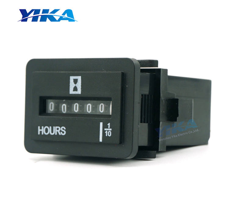 SYS-3 AC 100-250V 99999.9 Hours Hour Meter for Engine Time Counting