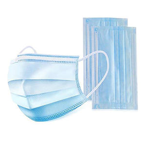 Factory direct sale 3 ply disposable face mask in hot sale