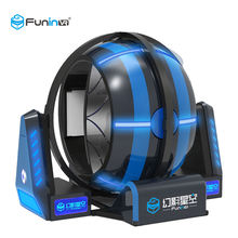 2020 Hot sale 720 Degree Space-time Shuttle Simulatorn VR  Cinema With  many fun  games