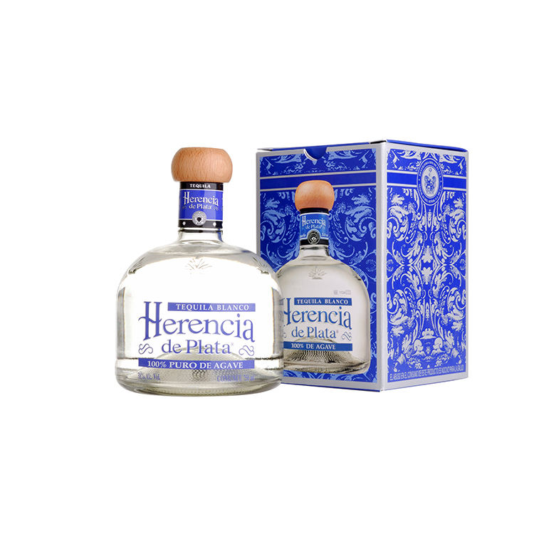 Mexican spirits wholesale high grade import bulk glass tequila