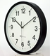 Factory Supply Artistic Cap Decorative Wall Clock