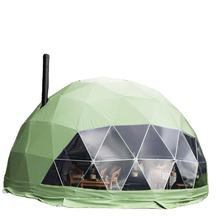 6m 5m 7m  Luxury cheap dome glamping tents for 2-6person