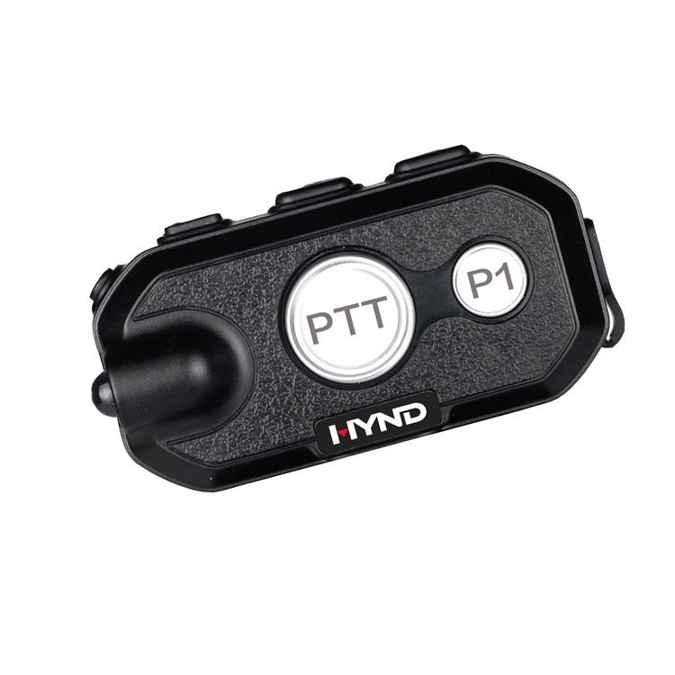 HYND Casco Senza Fili di Bluetooth PTT IP66 Cuffia Per Il Walkie-Talkie