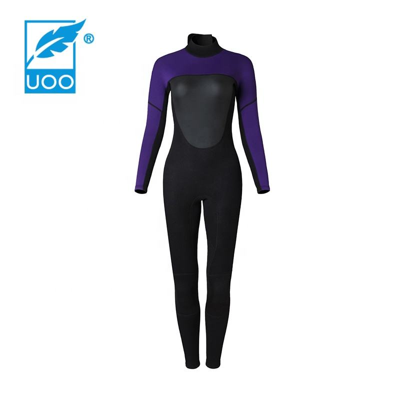 UOO Women Surfing Wetsuits Custom High Quality Long Wetsuit