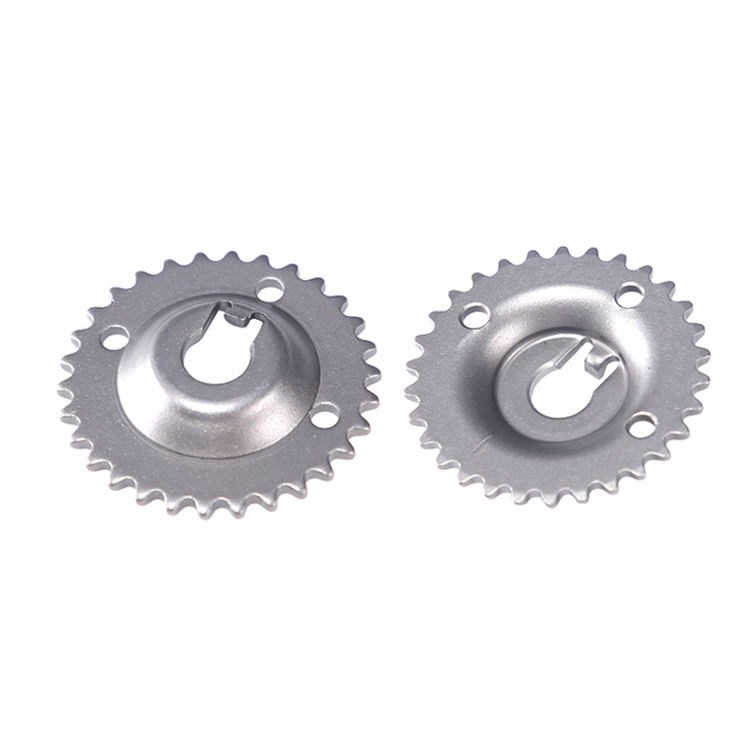 Motorcycle Sprocket Chain And Sprocket