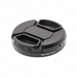 RN-RX100VI 52mm Filter Adapter And Lens Cap Set for Sony RX100 VI Camera Accessories LL1618
