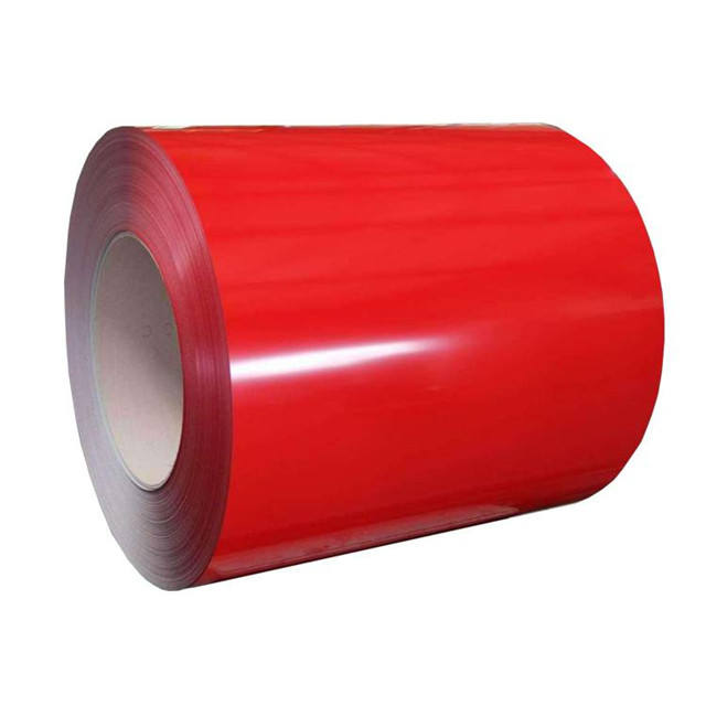 PPGI metal roofing prepainted galvanized steel sheet Color coated steel coil