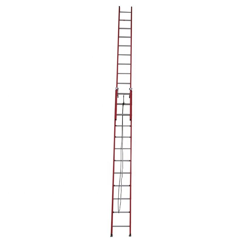 Folding Aluminum Combination Step Extension Ladder