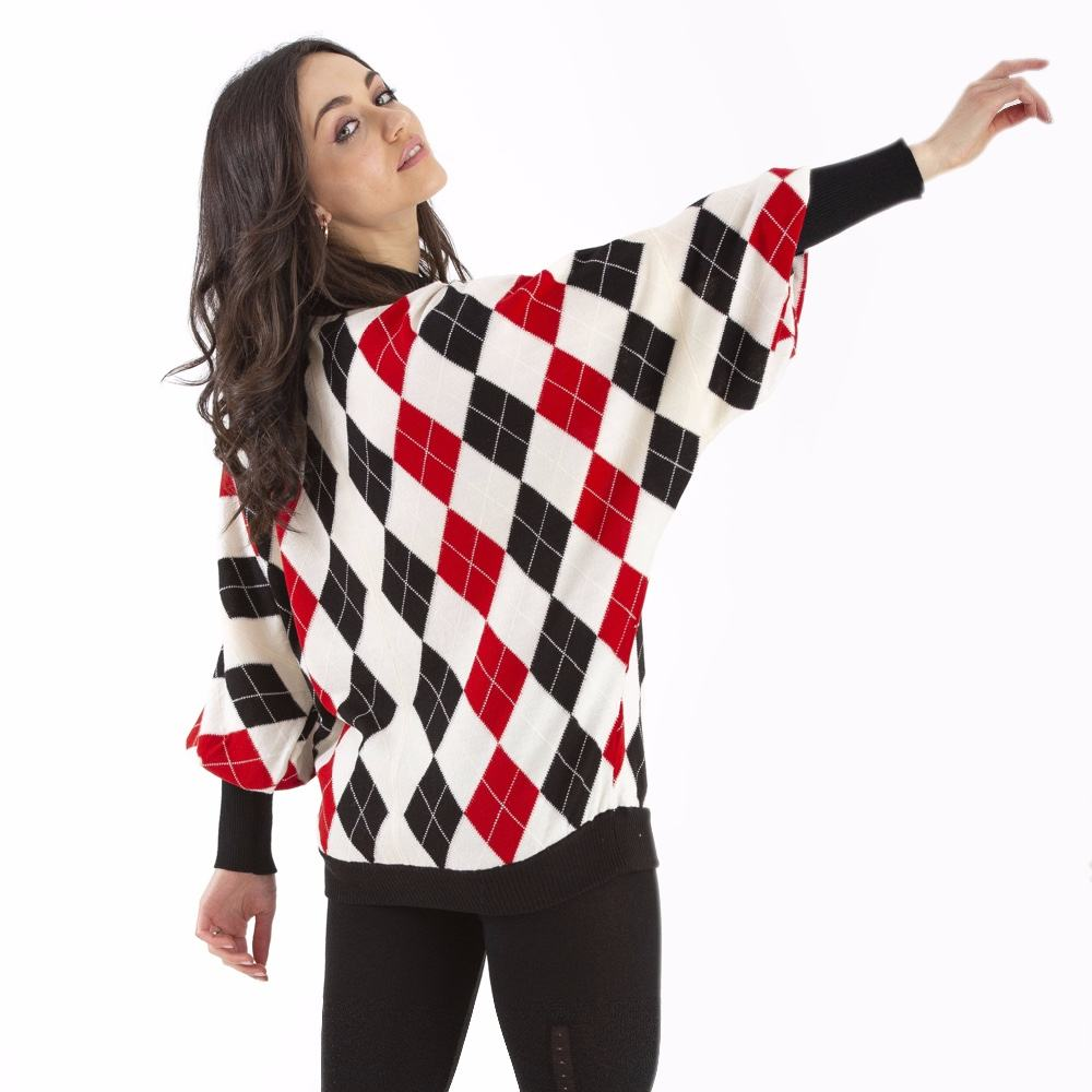 Made in Italien merino wolle frauen casual pullover