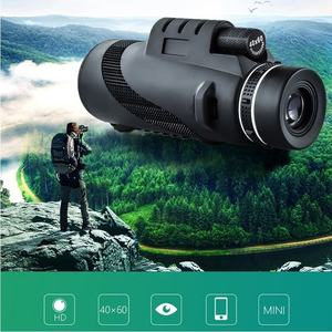 Jingfeng High Quality Bak4 Prism 40x60 Monocular Telescope with Tripod