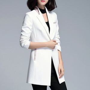 High Quality clothing Fashion Women warm Coat Winter Ladies Women long Overcoat