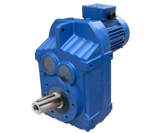 F series parallel shaft helical Gear Speed Reducer Gear Motor