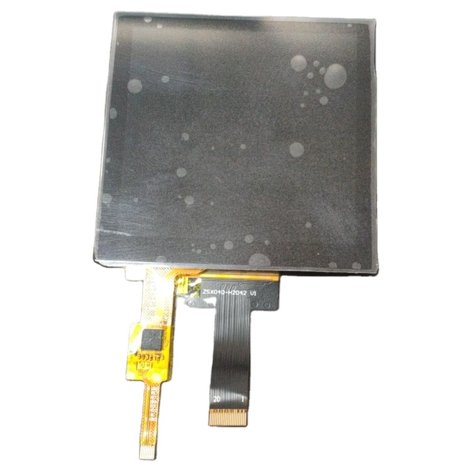 4 inch IPS 480*480 MIPI lcd display with G+G CTP option
