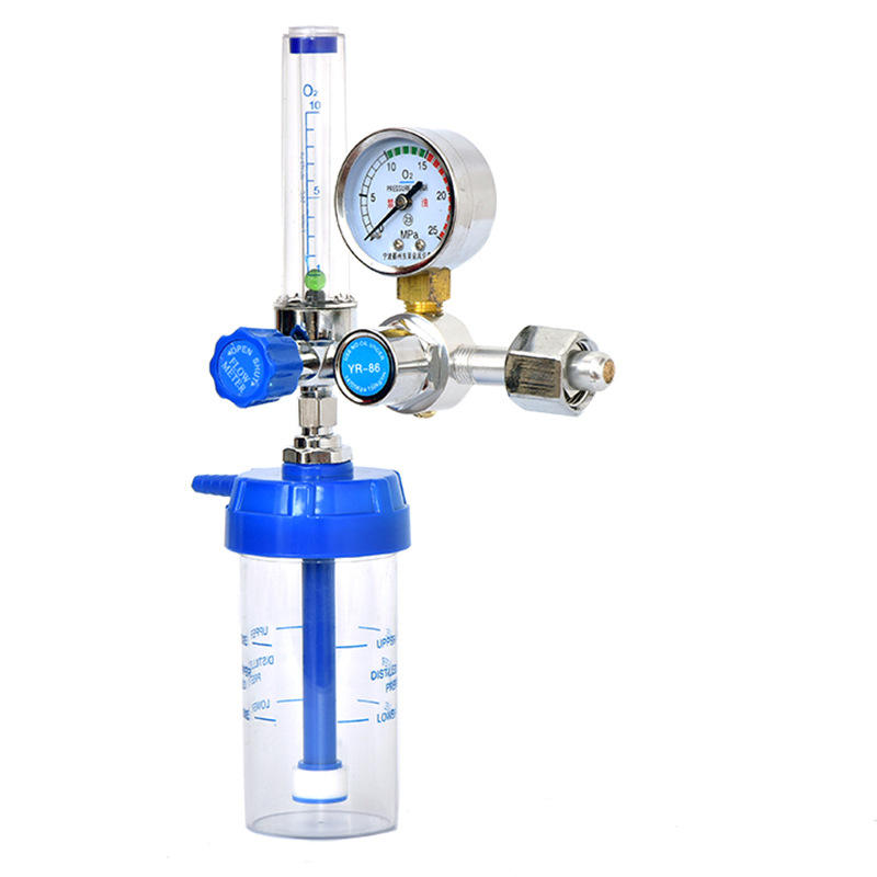 high quality new air flow meter oxygen flow meter with pressure sensor