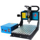 Desktop Plastic Plywood Cutting Cnc Router 3 Axis Mini 3040 Engraving Machine Cnc Frame Kit