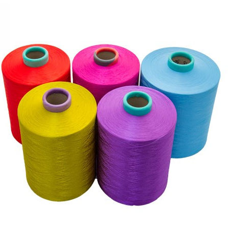 GRS CERTIFICATE 100% POLYESTER RECYCLED YARN 50D-600D