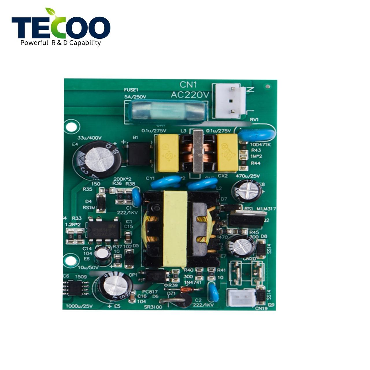 Pcb Assembly Board Manufacturer OEM Manufacturer PCB Assembly Smart Household Refrigerator PCBA Board