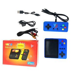 YLW Completo Mini di Controllo Arcade Gaming Famiglia Palmare Giocattoli Tv Player Console Casi Video Console di Gioco