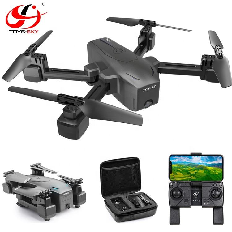 2020 New radio control toys S176 GPS Drones Mavic Pro 4K Optical flow Camera low price drone with camera under 100