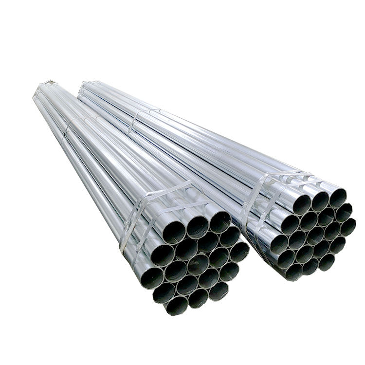 Y 2020 Hot Dip Galvanized Steel Tube Pre Galvanized Pipe Furniture Steel Tube Gi Pipe Steel Pipe