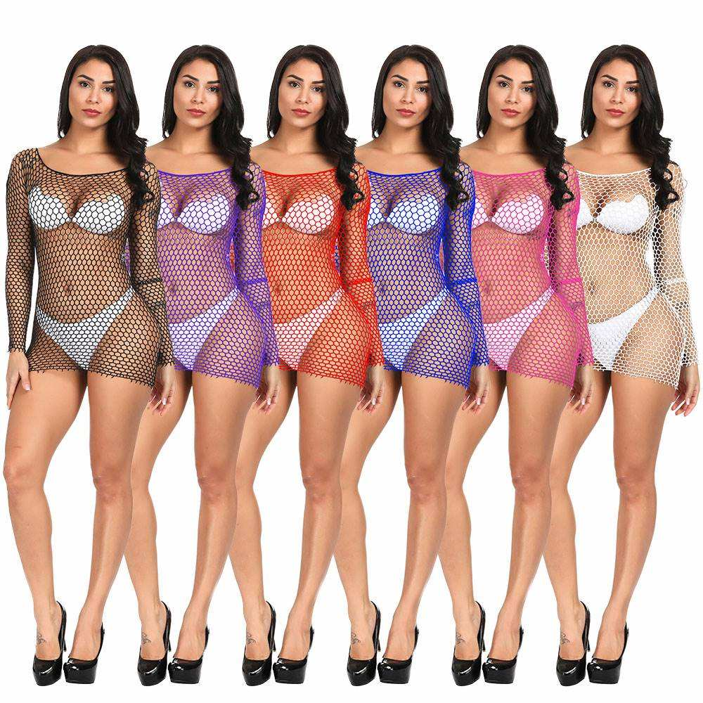 LC10 Sexy Body Suits Fetish Bodystocking Women Erotic Lingerie Babydoll Crotchless Underwear Costumes Latex Catsuit