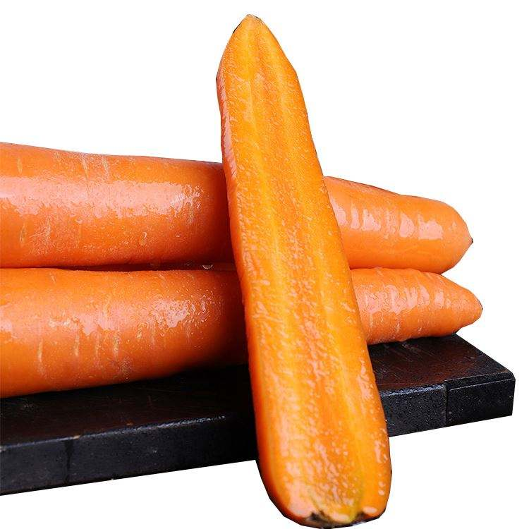China Supply Fresh Yellow Red Carrot For Sale