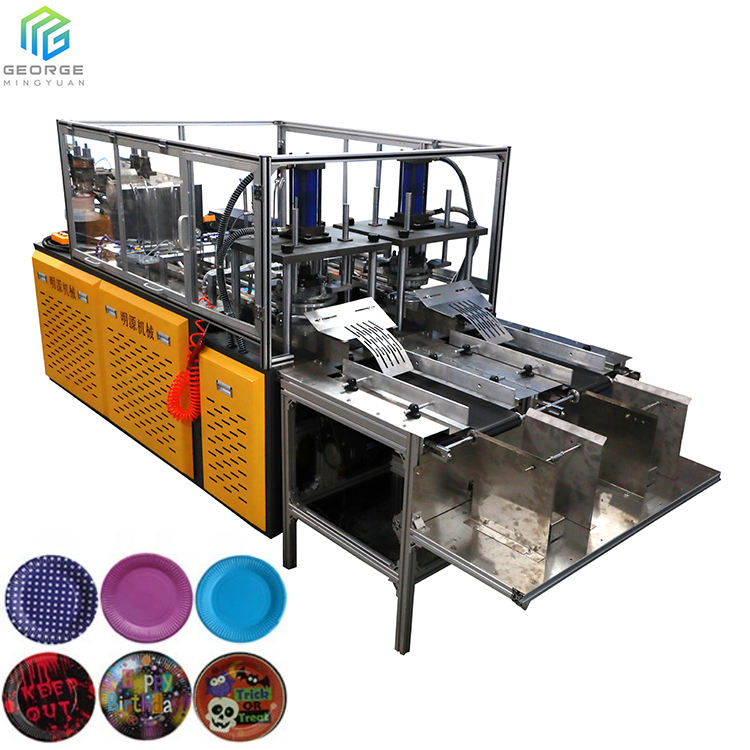 Hot Sale Disposable Paper Plate Making Machine,High Quality Paper Plate Making Machines,paper plates machine